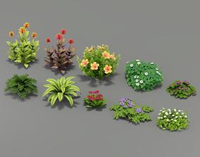 Flower G01 3D model
