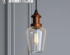 Hanging lamp Romatti Marion 3D model