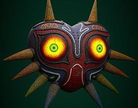 Majoras Mask 3D asset realtime