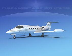 Gates Learjet 35 V15 3D model