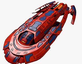 3D redship