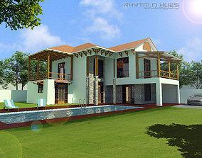 3D model Villa Bejoy