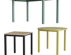 3D model Combi Table