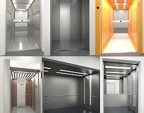 OTIS Elevators Collection Pack 3D