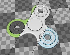 bearing 3D model Fidget Spinner