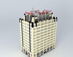 downtown Office Building 3D