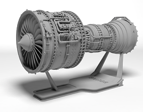 jet engine boeing for Print