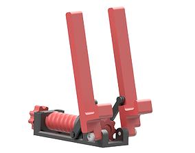 3D printable model Tilt mobile phone stand