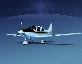 Cessna 400 TTx V14 3D model animated