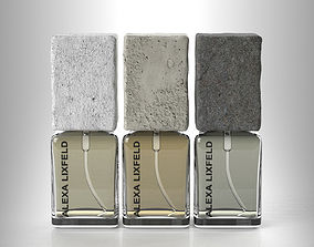 3D modern Alexa Lixfeld Perfumes