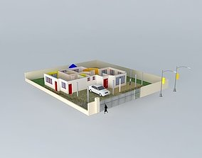 3D model MAF vivienta project