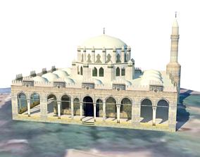 Sinan Pasha Mosque 3D asset