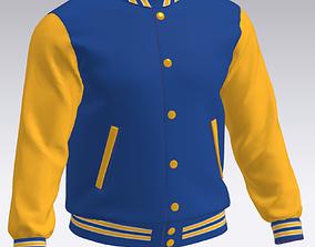 3D model jacket wear