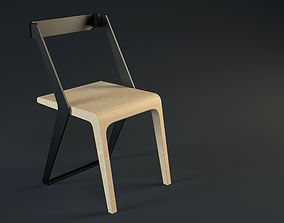 Chair ruban 3D