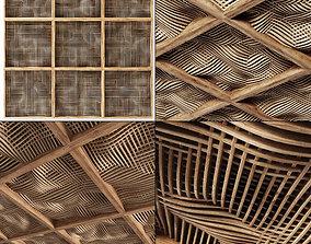 Parametric ceiling cage n1 3D model
