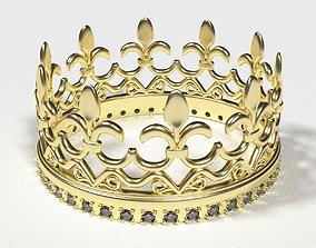 ring crown printable