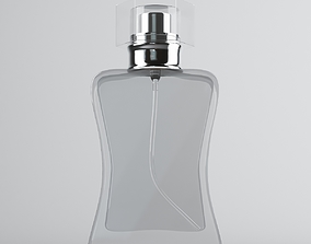 hygiene 3D model perfume bottle
