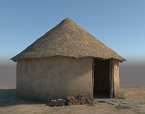 3D Neolithic structure 3