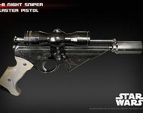 3D printable model X-8 Night Sniper