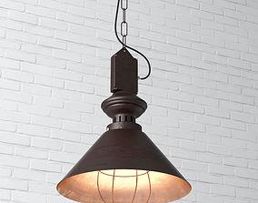 3D model lamp 17 am158