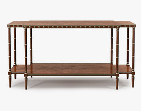 3D Hickory Chair Kina Console