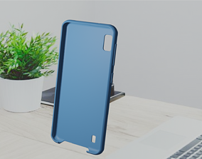3D printable model 3d Samsung Galaxy A10 TPU case