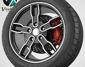 3D wheel NZ SH603