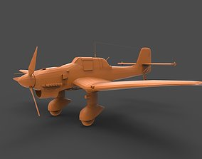 3D printable model Junkers Ju 87