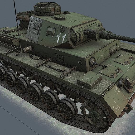 Panzerkampfwagen III 3