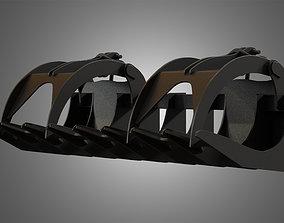 TG84 - Spare Part for JCB Skid Steer Loader 3D model