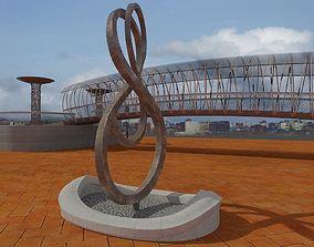 3D model City elements