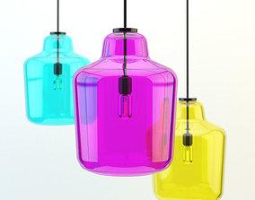 rabser lamp ligt 3D