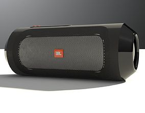 JBL Bluetooth Speaker 3D model