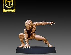 3D print model SPIDERMAN BH FIG