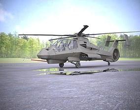 RAH-66 Comanche 3D