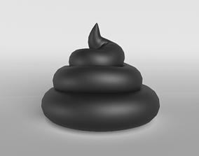 Pile of Poo v1 004 3D model