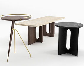 Table Set by MENU 3D