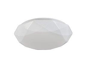 Ceiling Lamp Crystallize MOD999-04-W Maytoni 3D model