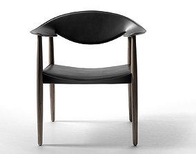 3D model Lm92 Metropolitan Chair