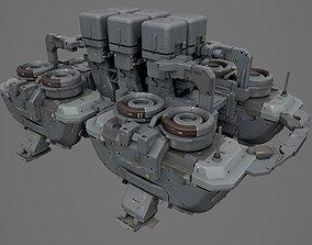 Scifi-543 3D