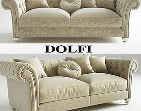 3D printable model Sofa Dolfi Dylan