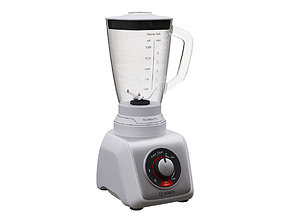3D model Bosch Blender MMB66G5M