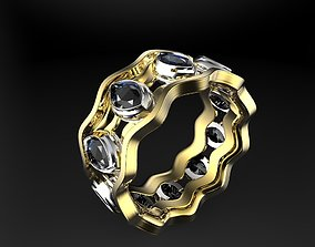 ring 3d print model ring 3d print model J248