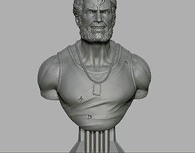 3D printable model Wolverine