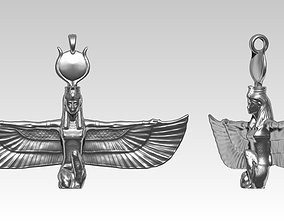 3D print model Isis Pendant Detailed Realistic