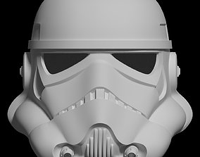 Star Wars A New Hope Stormtrooper Helmet for 3D print