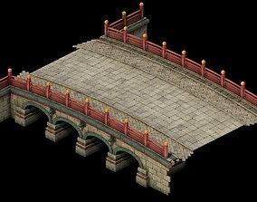 The main city - stone bridge 3D