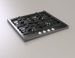 cooktop 3D