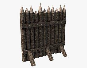 3D model Stockade construction kit