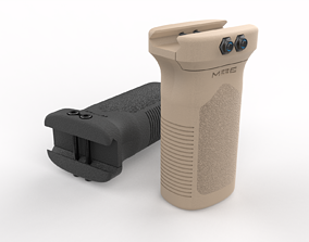 Magpul RVG Foregrip 3D